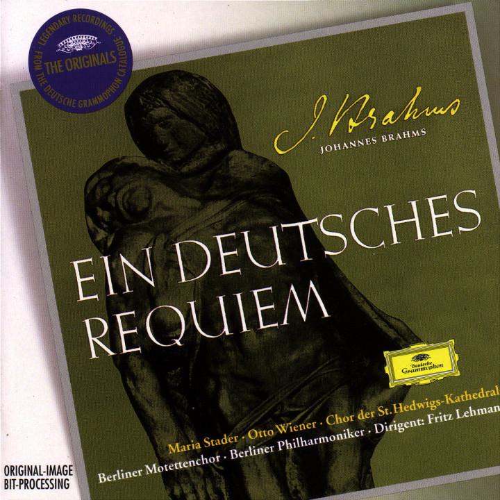 Ein Deutsches Requiem 0028945771021