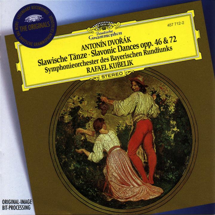 Dvorák: Slavonic Dances Opp.46 & 72 0028945771227