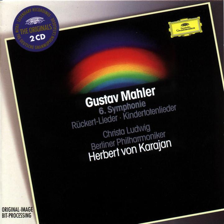 Mahler: Symphony No.6 in A minor; Rückert-Lieder; Kindertotenlieder 0028945771629