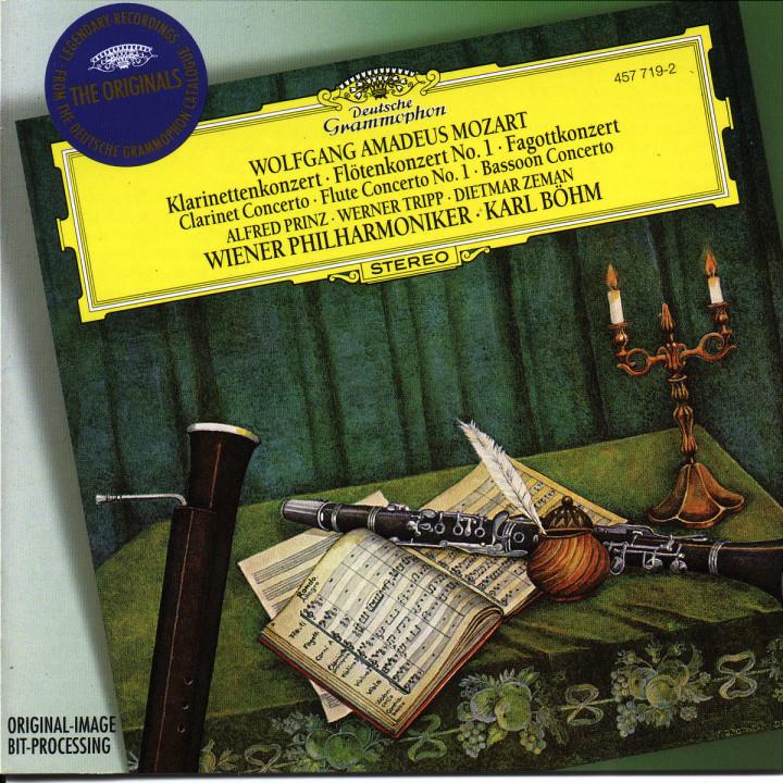 Mozart: Wind Concertos 0028945771928