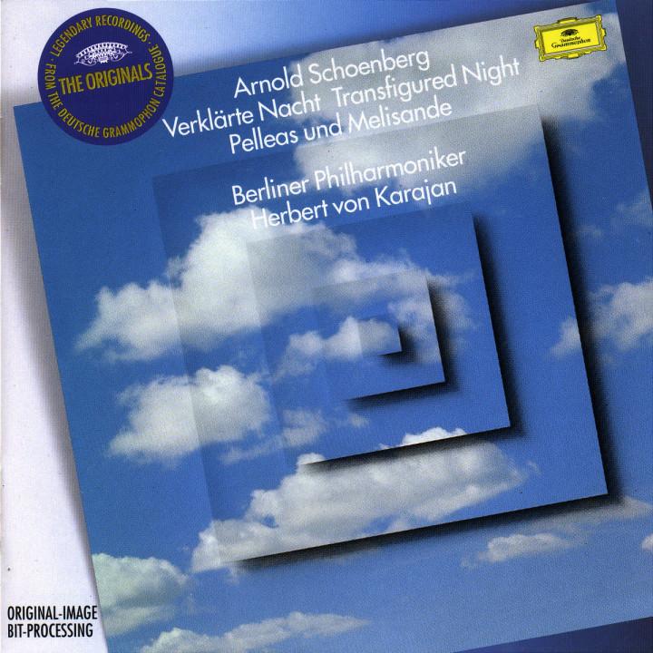 Schoenberg: Verklärte Nacht; Pelleas und Melisande 0028945772125