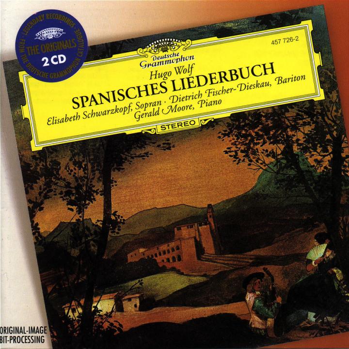 Spanisches Liederbuch 0028945772620