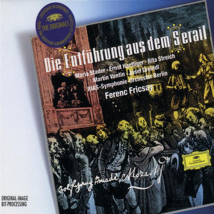 Mozart: Die Entführung aus dem Serail K.384 0028945773023