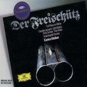 The Originals, Weber: Der Freischütz, 00028945773629