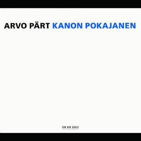 Arvo Pärt, Kanon Pokajanen, 00028945783420