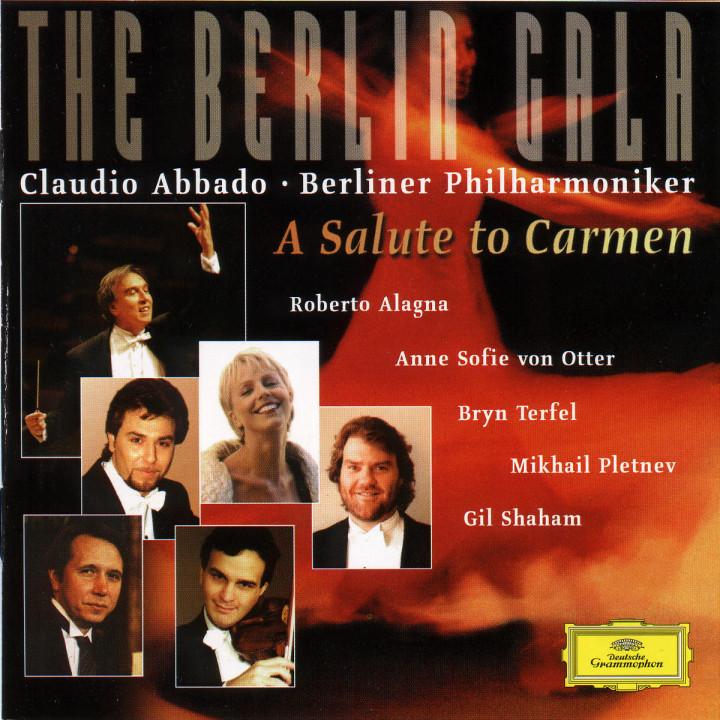 The Berlin Gala - A Salute To Carmen 0028945758321