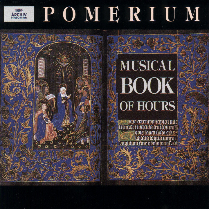 Musical Book Of Hours 0028945758620