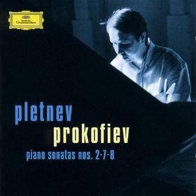 Klaviersonaten Nr. 7 B-dur op. 83, Nr. 2 d-moll op. 14 und Nr. 8 B-dur op. 84, 00028945758824