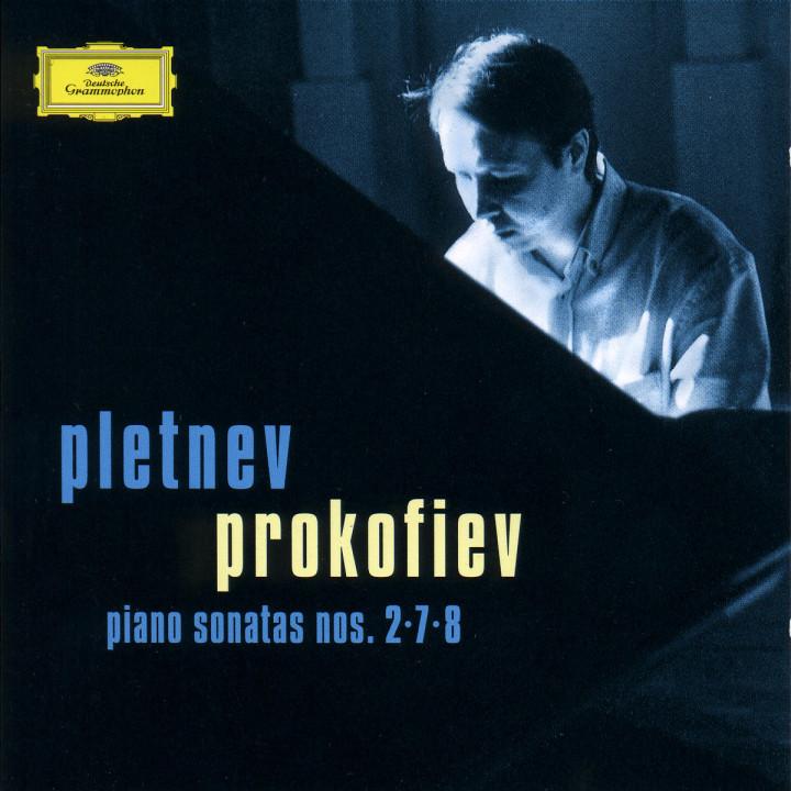 S. Prokofiev - Piano Sonata No.7 Opus 83 & No.2 Opus 14 & No.8 Opus 84 0028945758826