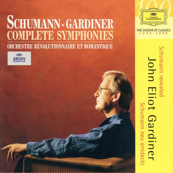 Die kompletten Sinfonien 0028945759126