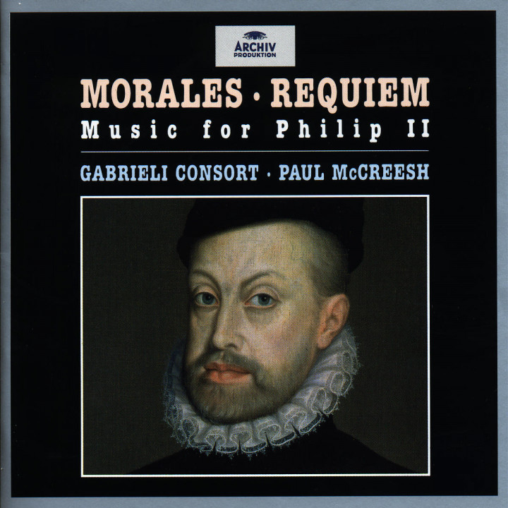 Morales: Requiem - Music for Philip II 0028945759724