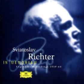 Sviatoslav Richter, In Memoriam Svjatoslav Richter, 00028945766720