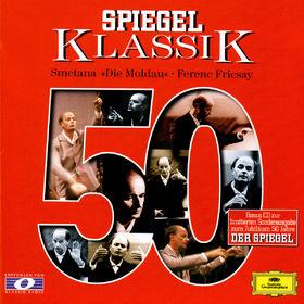 Bedrich Smetana, Die Moldau (Spiegel Klassik), 00028945734729
