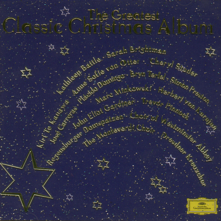 The Greatest Classic Christmas Album 0028945735724