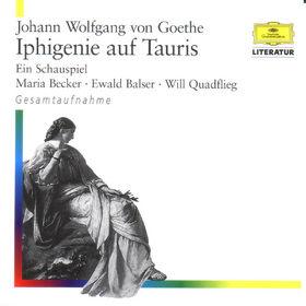 Johann Wolfgang von Goethe, Iphigenie auf Tauris, 00028945703022