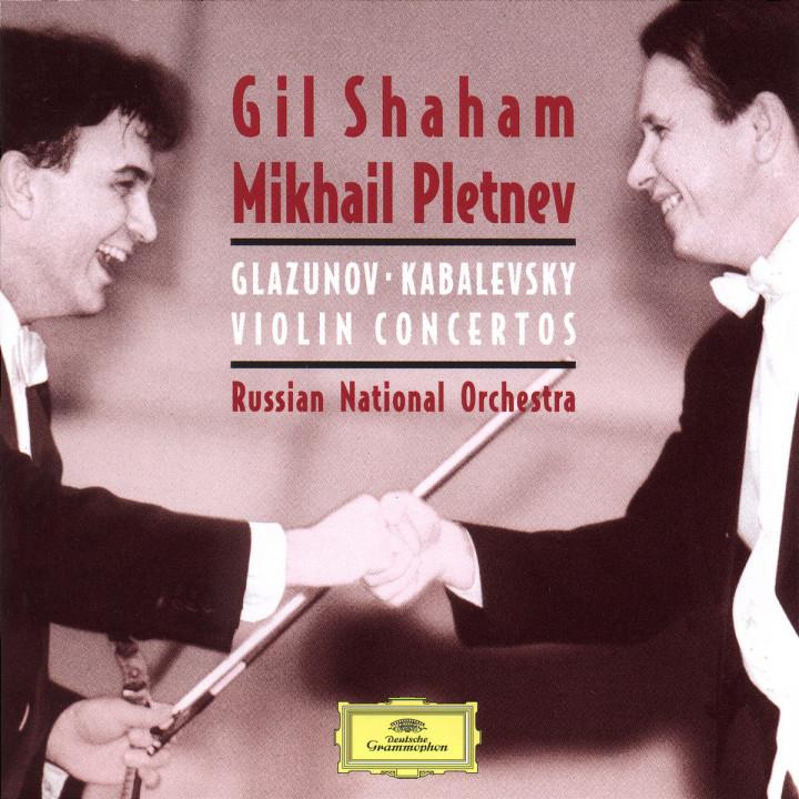 Violinkonzerte a-moll op. 82; C-dur op. 48; Souvenir d'un lieu cher; Valse-Scherzo op. 34 0028945706427