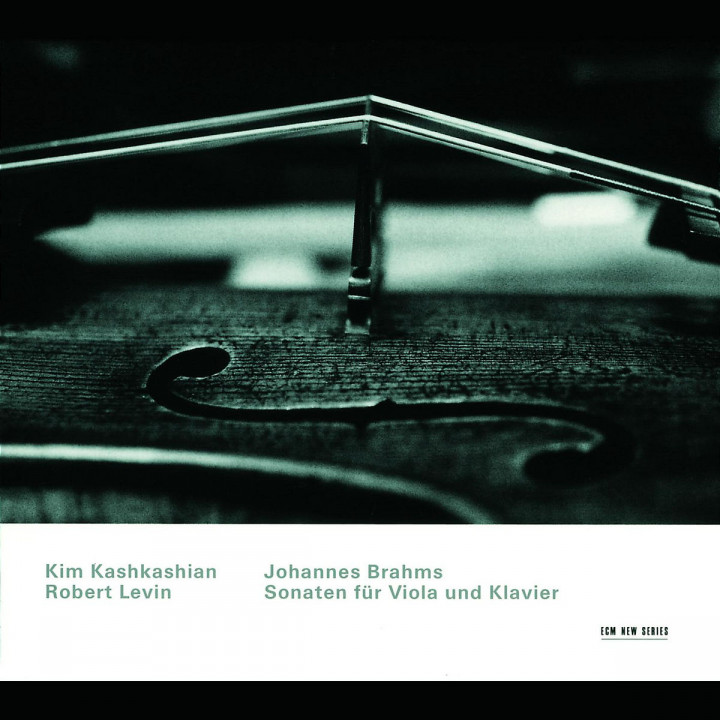 Johannes Brahms - Sonaten für Viola und Klavier 0028945706829