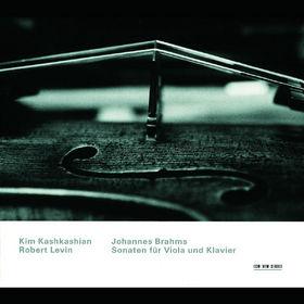 Kim Kashkashian, Sonaten für Viola und Klavier, 00028945706825