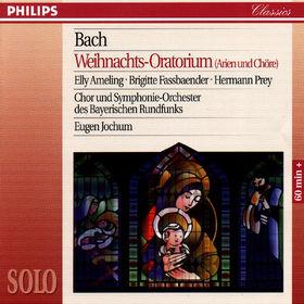 Johann Sebastian Bach, Weihnachtsoratorium, 00028945666020