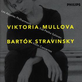 Béla Bartók, Violinkonzerte, 00028945654225