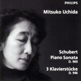 Franz Schubert, Klaviersonate Nr. 22 B-dur D 960, Klavierstücke D 946, 00028945657226