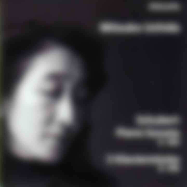 Schubert: Piano Sonata D960; 3 Klavierstücke D946 0028945657226