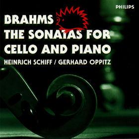 Johannes Brahms, Die Sonaten für Violoncello und Klavier, 00028945640228