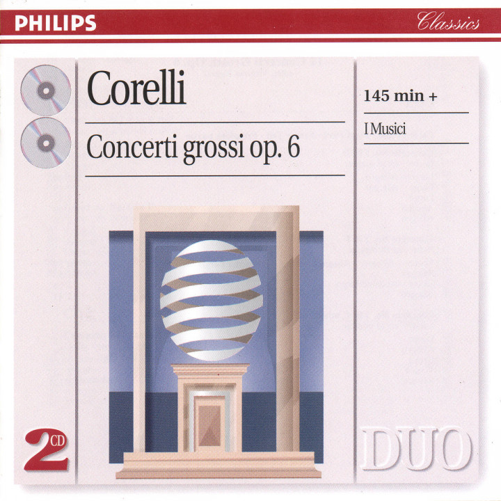 Concerti Grossi op. 6 0028945632627