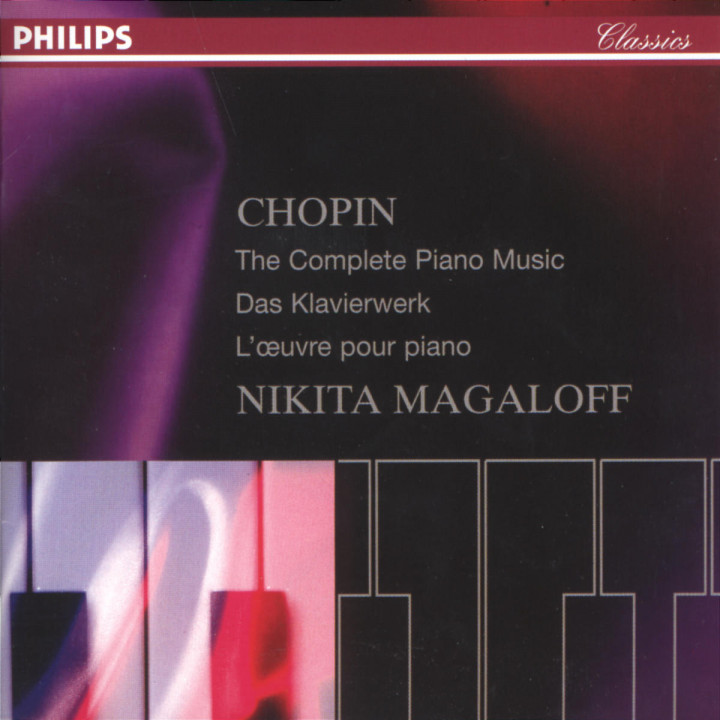 Chopin: The Complete Piano Music 0028945637622