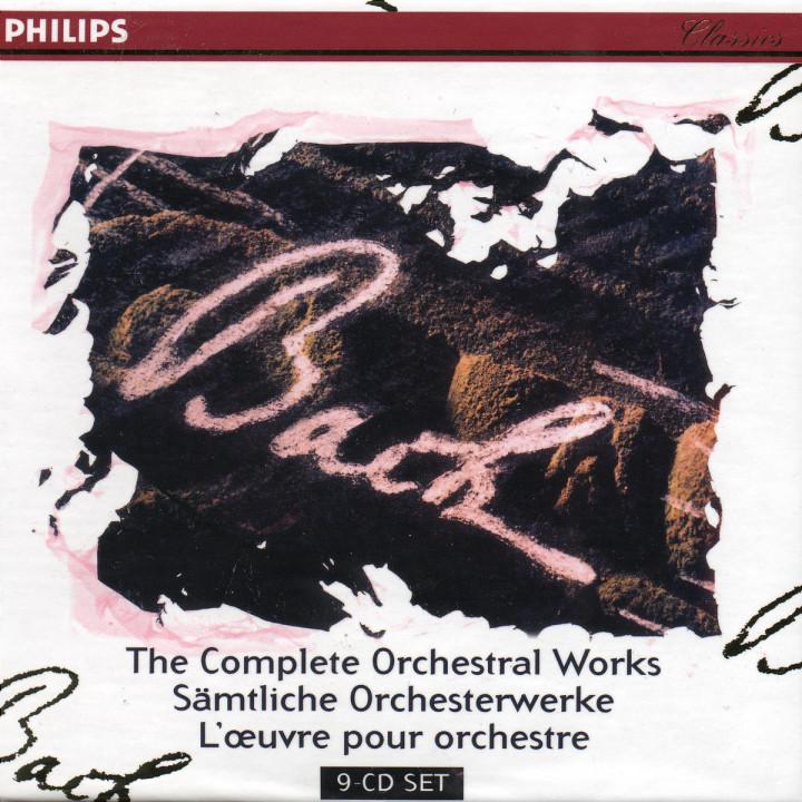 Sämtliche Orchesterwerke 0028945637725