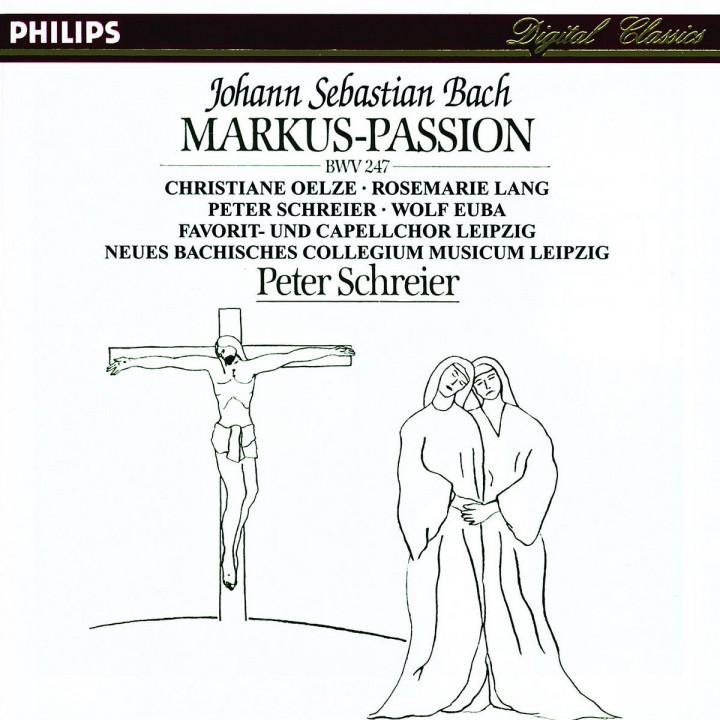 Markus-Passion BWV 247 0028945642424