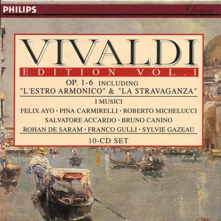 Vivaldi Edition (Vol. 1) 0028945618524