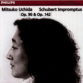 Franz Schubert, Impromptus, 00028945624525