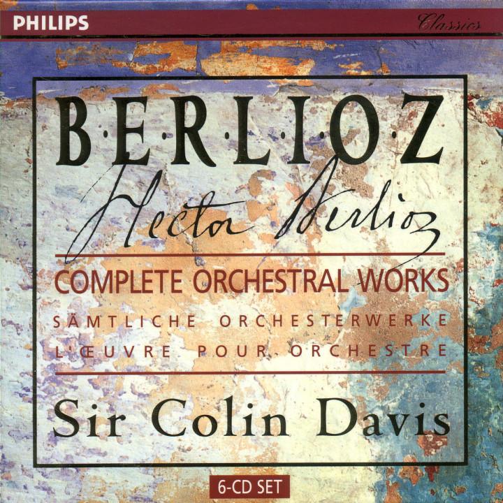 Sämtliche Orchesterwerke 0028945614324