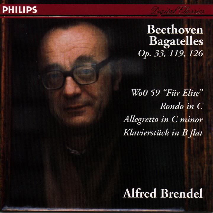 Beethoven: Bagatelles Opp.33, 119 & 126; Für Elise; Rondo in C; Allegretto in C minor; Klavierstück 0028945603124