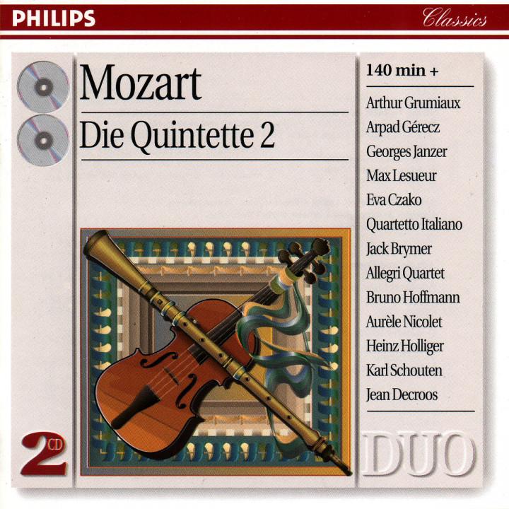 Die Quintette (Vol. 2) 0028945605827