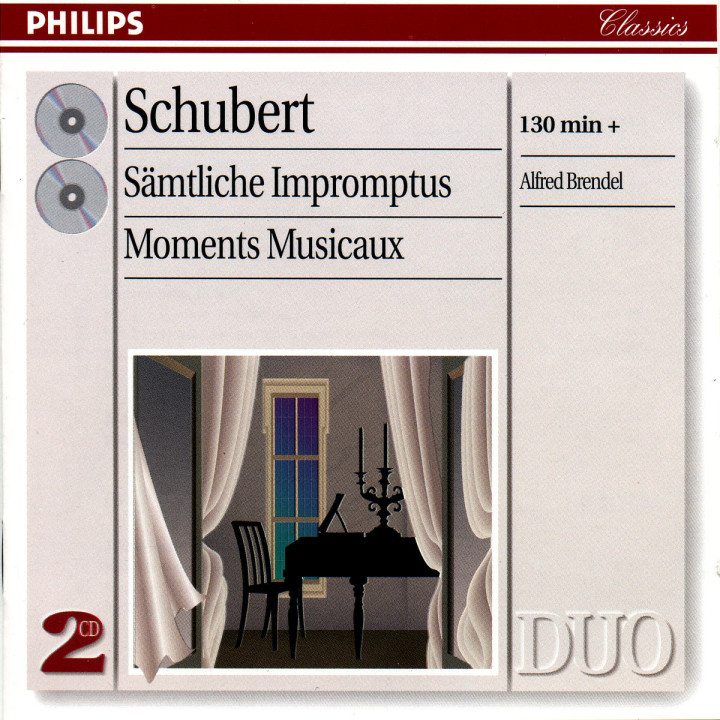 Schubert: The Complete Impromptus/Moments Musicaux 0028945606127