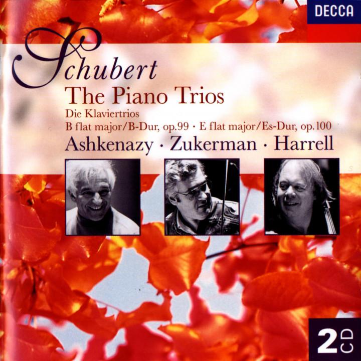 Schubert: Piano Trios Nos. 1 & 2 0028945568528