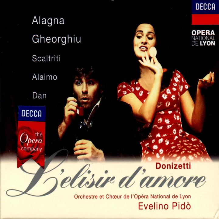 L'elisir d'amore 0028945569127