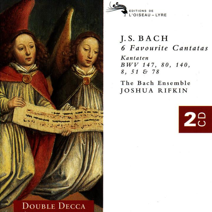 Bach, J.S.: 6 Favourite Cantatas 0028945570626