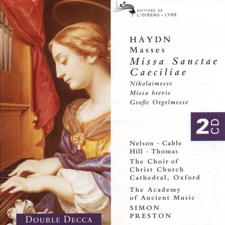 Haydn: Four Masses 0028945571225