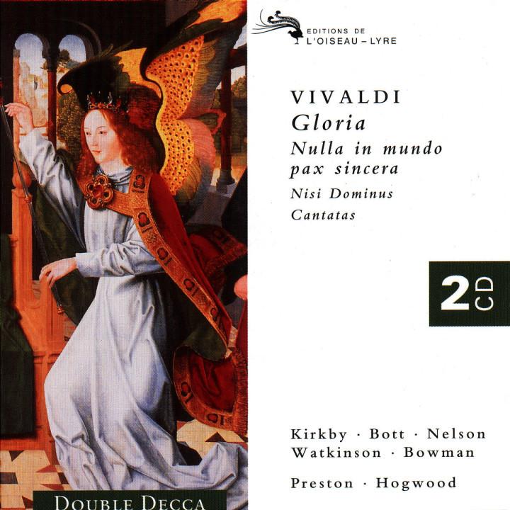 Vivaldi: Gloria/Nisi Dominus/4 Cantatas etc. 0028945572721