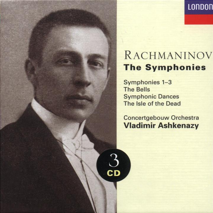 Rachmaninov: The Symphonies etc. 0028945579821