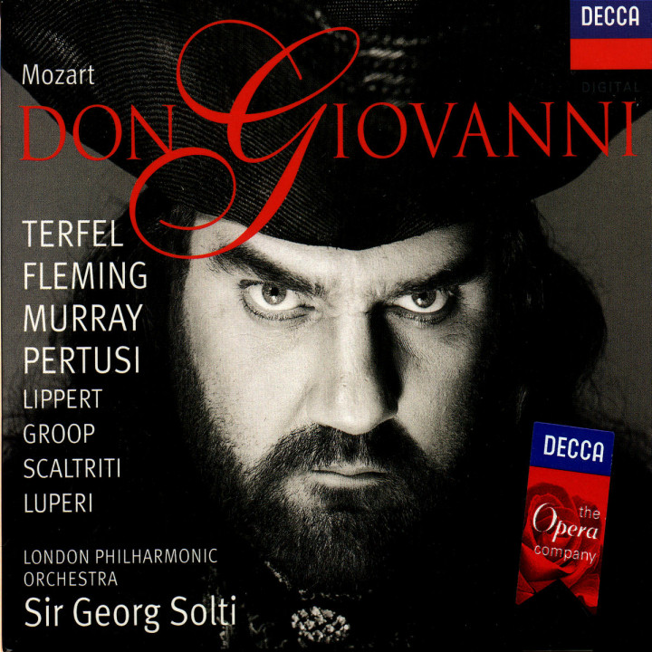 Mozart: Don Giovanni 0028945550022