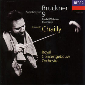 Anton Bruckner, Sinfonie Nr. 9 d-moll, Fuga ricercata à 6 Das musikalische Opfer, 00028945550626