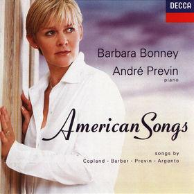 Barbara Bonney, Amerikanische Lieder, 00028945551128