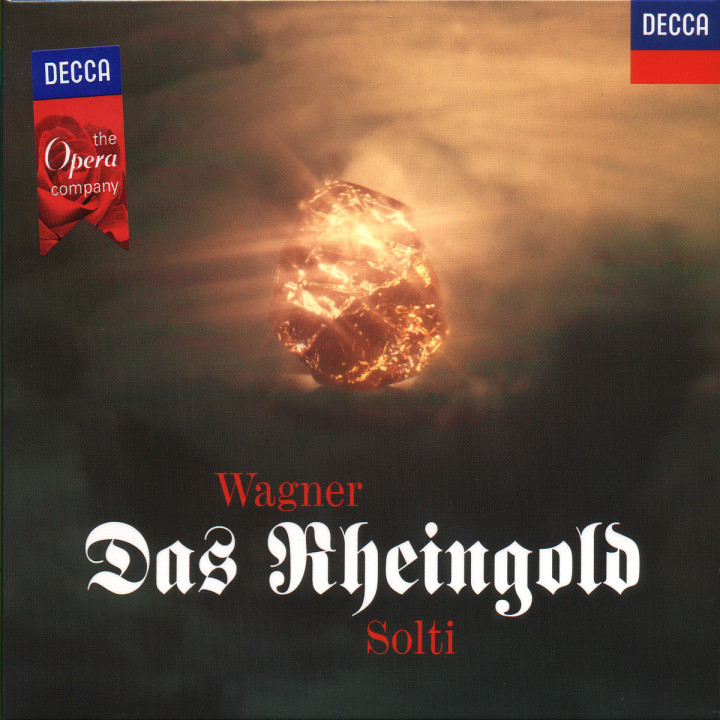 Wagner: Das Rheingold 0028945555625