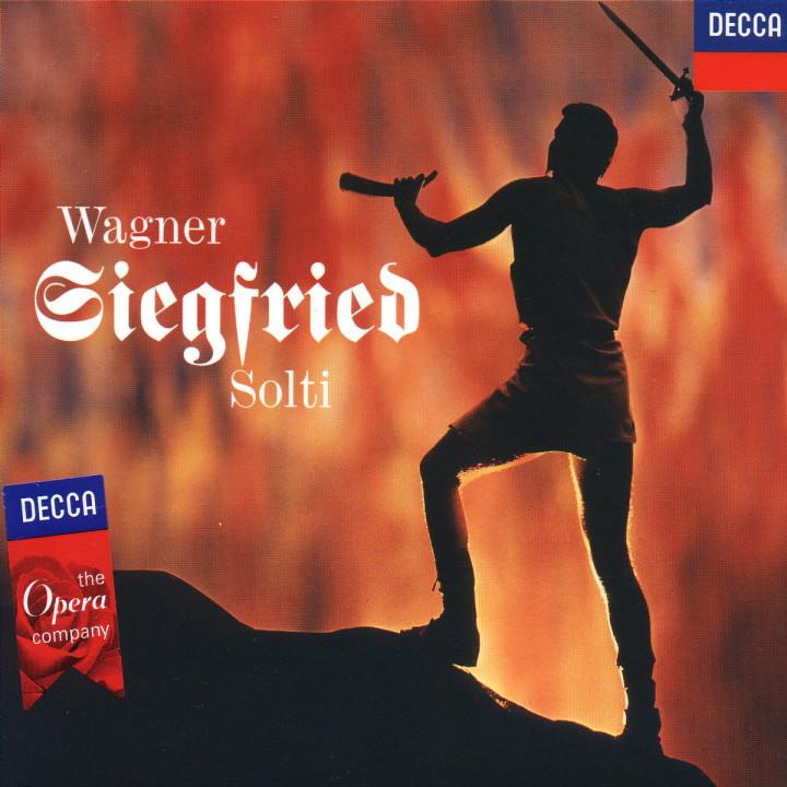 Wagner: Siegfried 0028945556420