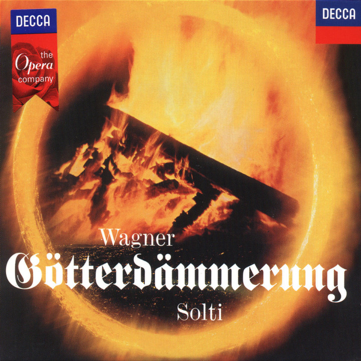 Wagner: Götterdämmerung 0028945556925