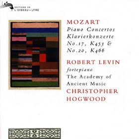 Wolfgang Amadeus Mozart, Klavierkonzerte Nr. 17 G-dur KV 453 & Nr. 20 d-moll KV 466, 00028945560724